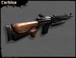 M5A2 Folsom Carbine by Seargent-Demolisher