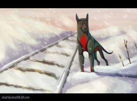 Snow+speedpaint link added by Silverbloodwolf98