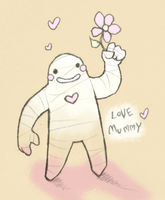 Love Mummy by mopinks