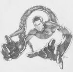Mister Fantastic by CA2007