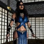 Kitana assassin by MsLiang