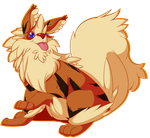[Prize] - Arcanine by Riboo
