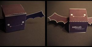 Bat Box Preview by hellohappycrafts