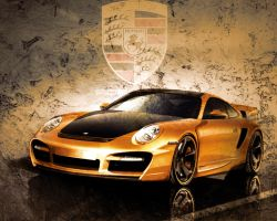 Porsche wallpaper by Dumper418