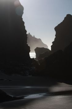 Trinidad Beach by PlanetaryButterfly