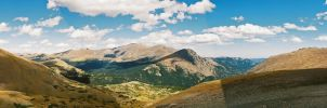 The Mummies in the Gore Range by arcangelo