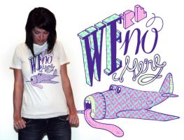 We're no here - threadless by Par4noid