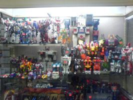 TRANSFORMERS CLASSICS G1 COLLECTION by U-D0NT-KN0W-ME