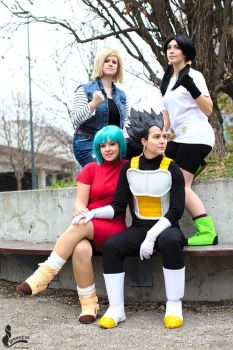 Dragonball at VIECC by LadyBad