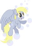 Derpy Hooves by Jakage
