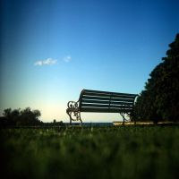 Bench by DerPavlo