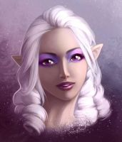 Elven Beauty by ShinySoul