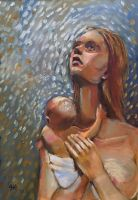 Mother and Child 2015 by center555