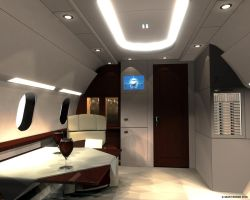 Jet interior WIP by SeanFarnam