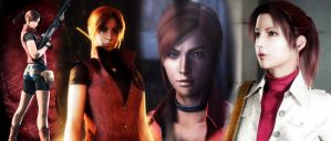 Claire Redfield by WordierBravo7