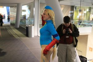 PAX East 2013 - Cammy Reporting For Duty 2 by VideoGameStupid