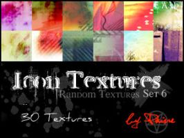 Icon Textures - Set 6 by NemesisDivina666