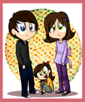 The Watson Kids by CosmicPonye