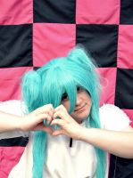 Vocaloid - Your heart is mine by CherryMemories