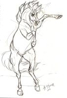 Dynamic Lauri - Conquering Tide sketch by CinnamonStudios
