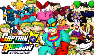 Captain Rainbow review by CrossoverGameReviews
