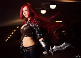 Katarina League Cosplay 1 by SNTP