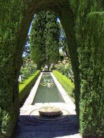 The Gardens of the Alhambra II by SuperSquirrel01