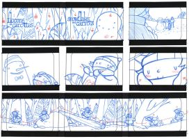 Storyboard Excerpts by boum