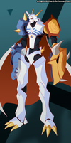 Omnimon Reborn -Preview- by OnlyNura