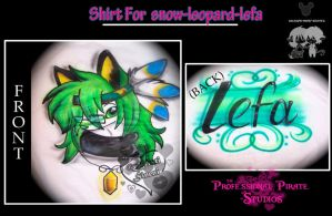Com. snow-leopard-lefa by Galaxys-Most-Wanted