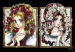 SnowWhite+RoseRed-MA+Emily by RedPassion