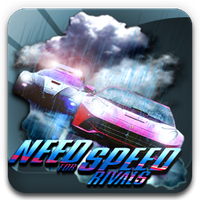 Need for Speed Rivals - Square Icon by GoldenArrow253