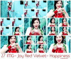 Photopack #28: Joy Red Velvet - Happiness MV by Catbeis