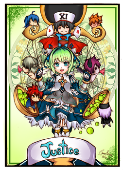 Grand Chase Lime (Contest Thai) by SpearRainz