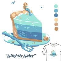 Slightly Salty by Cpresti