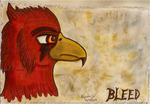 Bleed Icis (the Phoenix) by tigrisssilvery