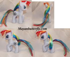 Cisco G4 Custom My Little Pony Multi View by mayanbutterfly