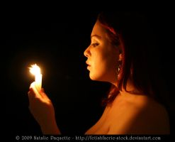 Candlelight VI by fetishfaerie-stock