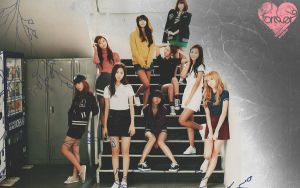 SNSD : Forever 9 by GraPHriX