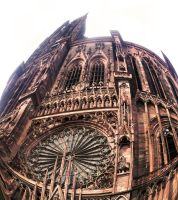 The Dome of Strasbourg by bridgetp