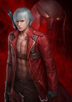 DANTE_MvC3 by chrisnfy85