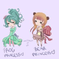 Princess adoptables 01 - CLOSED by WhiteAllen