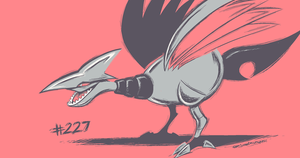 PKMN - CACAW by metalcervidae