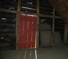 Barn Door by BluePhyre
