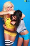 XX Girls 04 Jessica Nigri and Paris Sinclair by tatehemlock