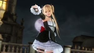 Dead Or Alive 5 Ultimate: Arcade Marie Rose by DemonicSouth