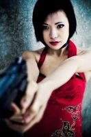 Ada Wong: Ready for Action by Xxfruit-cakexX