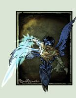 The Soul Reaver by NekoMelchiah