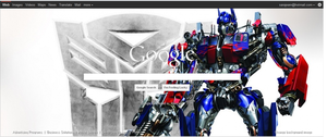 My new google background by Interess