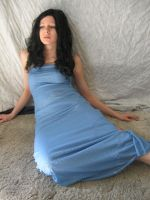 Blue Dress 14 by aceoni-koronue-stock